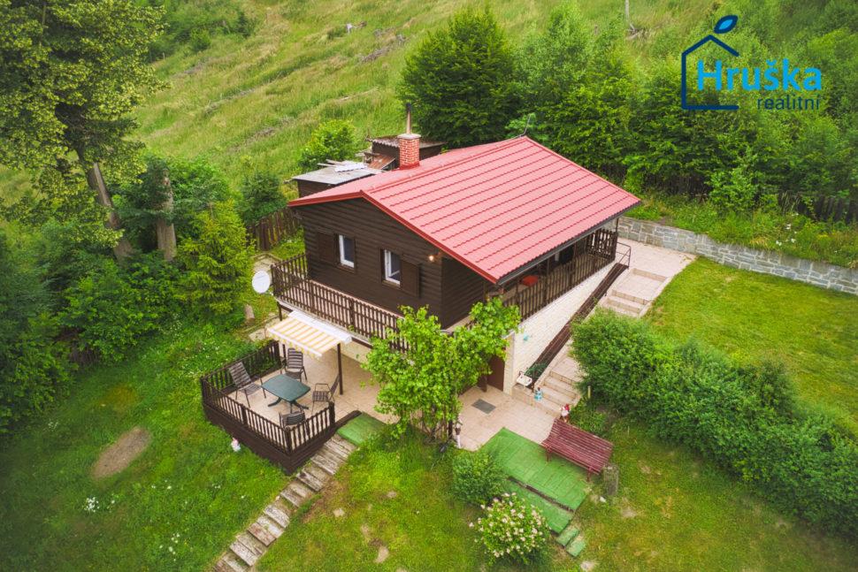 chata Bystřička